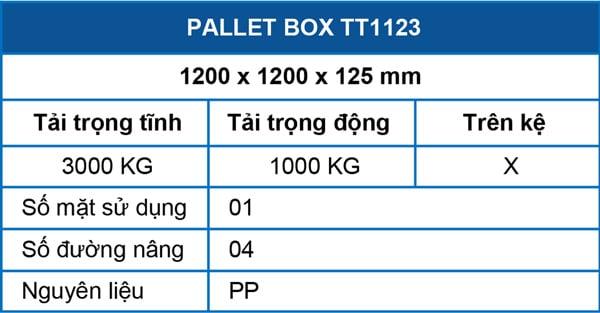 Pallet-Box-TT1123