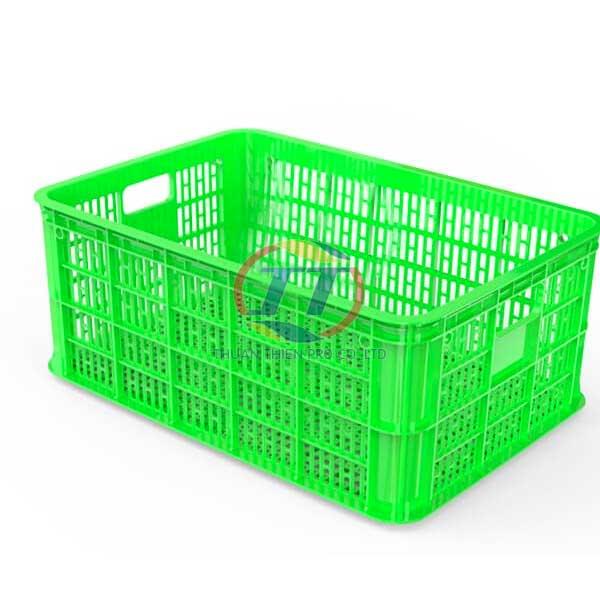 Thùng nhựa rỗng TT 014