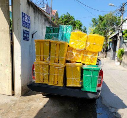 chọn loại thùng rác y tế