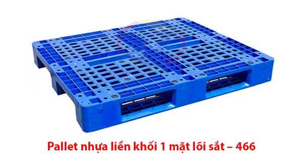 Pallet-nhựa-liền-khối-1-mặt-lõi-sắt-466